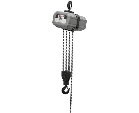 JET®  SINGLE SPEED ELECTRIC CHAIN HOISTS