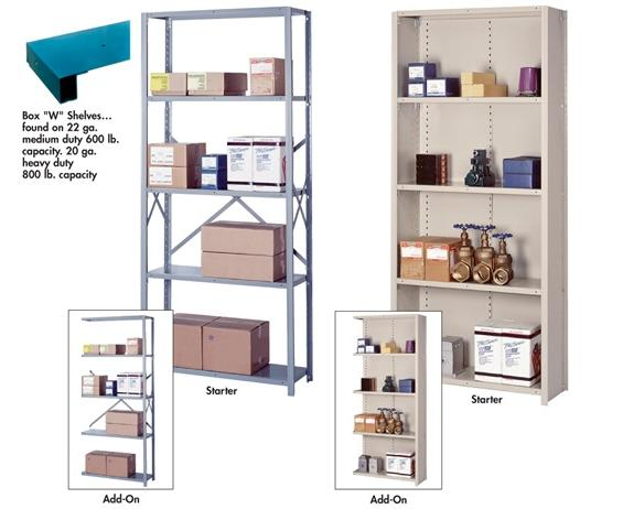 "EXTRA SHELVES FOR HEAVY DUTY 36"" W. INDUSTRIAL SHELVING"