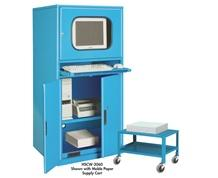 SECURITY COMPUTER WORK STATION
