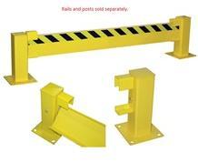 STRUCTURAL GUARD RAILS & POSTS